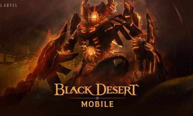 NP: La Temporada 2 de Las Ruinas Antiguas llega a Black Desert Mobile