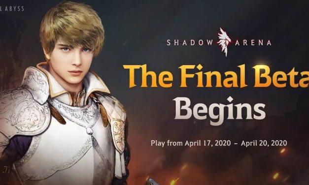 NP: ¡Ya disponible la Beta final de Shadow Arena!