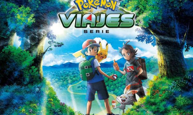 NP: The Pokémon Company International desvela el nuevo tráiler y los detalles de la serie animada Viajes Pokémon
