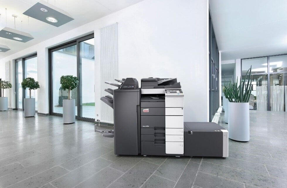 DEVELOP: Pionera en sostenibilidad en el sector de la impresión