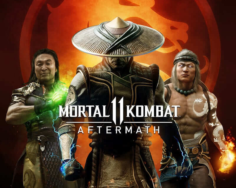 Warner Bros. Interactive Entertainment presenta Mortal Kombat 11: Aftermath