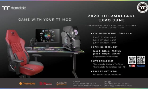 2020 Thermaltake Expo June