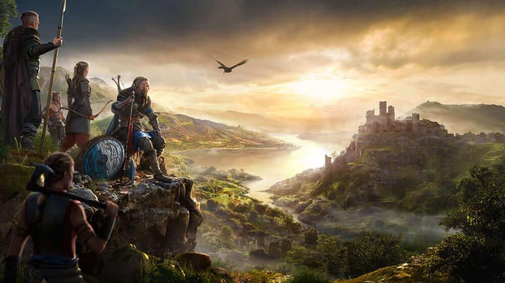 Assassin's Creed Valhalla estrena tráiler gameplay, un