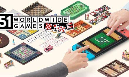 Descubre 51 Worldwide Games, la mayor selección de juegos del mundo en tu consola