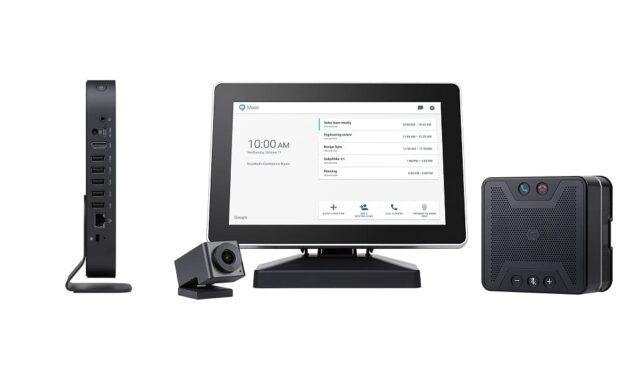 ASUS anuncia los nuevos kits de hardware Google Meet