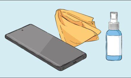 ¿Cómo mantener tu smartphone limpio?