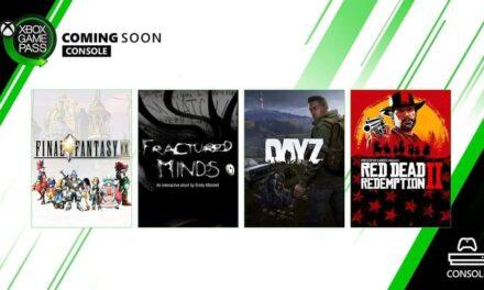 Próximamente en Xbox Game Pass: Red Dead Redemption 2, Final Fantasy IX, Halo 2: Anniversary y más