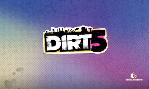 Desvelado el modo carrera y la fecha lanzamiento de DIRT 5