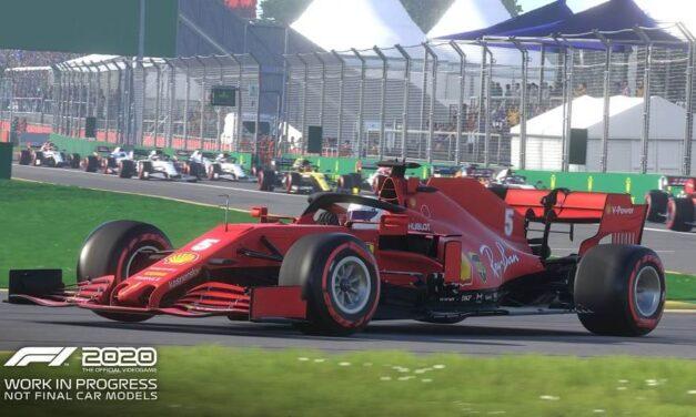F1 2020 se dirige a Mónaco en una nueva vuelta rápida en la antesala del Gran Premio Virtual