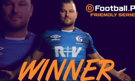 FC Schalke 04 ganador del torneo eFootball.Pro Friendly Series