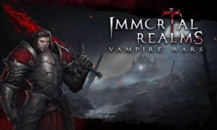 La jugabilidad de Immortal Realms: Vampire Wars en un nuevo vídeo
