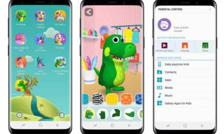 Samsung Kids ayuda a que los niños utilicen la tecnología de manera didáctica y segura
