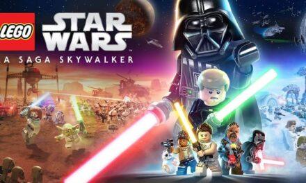 Desvelamos el key art de LEGO Star Wars: La Saga Skywalker