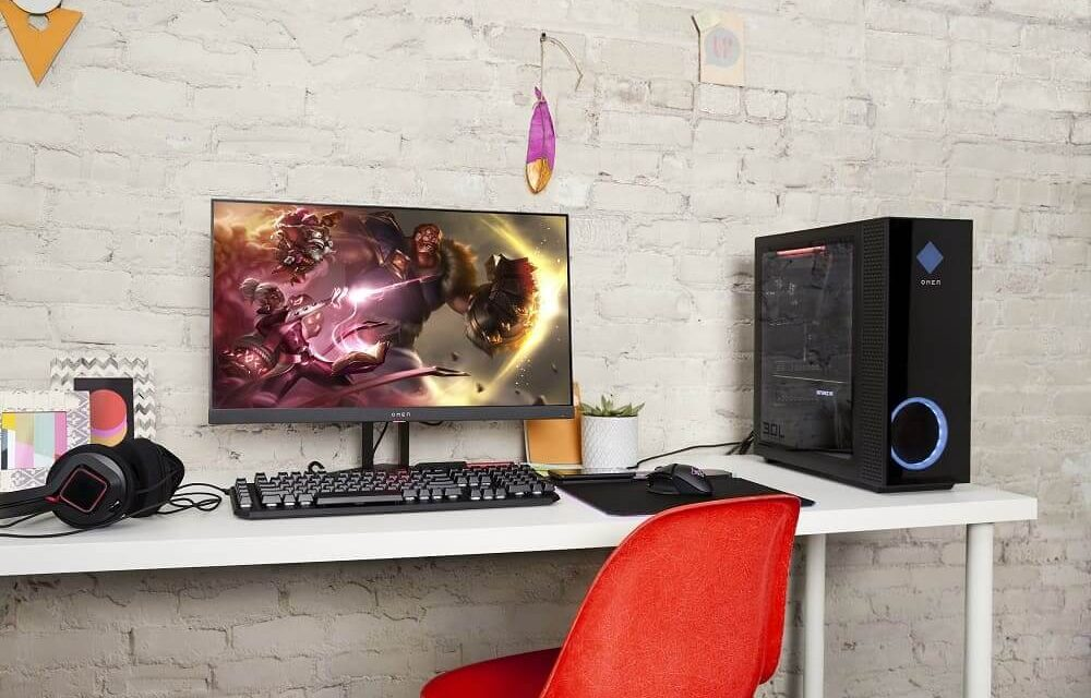 HP mejora la experiencia de juego en casa con grandes novedades en su ecosistema Gaming