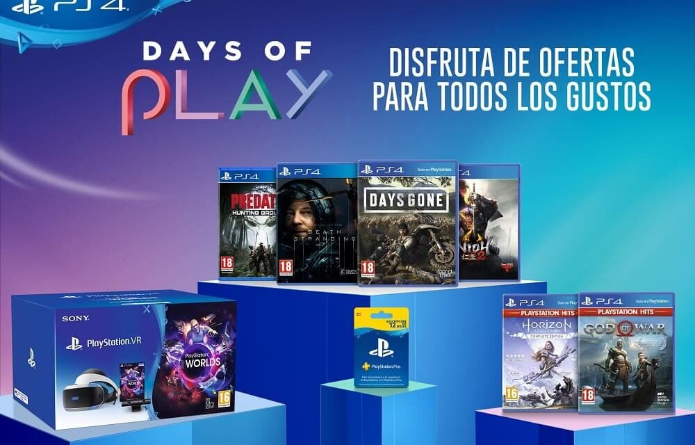Regresa 'Days of Play' para hacer disfrutar a todo tipo de jugadores