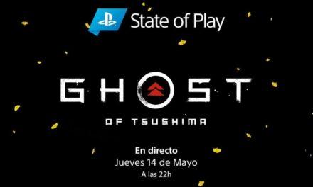 El próximo State of Play estará dedicado en exclusiva a Ghost of Tsushima, el próximo jueves a las 22:00h