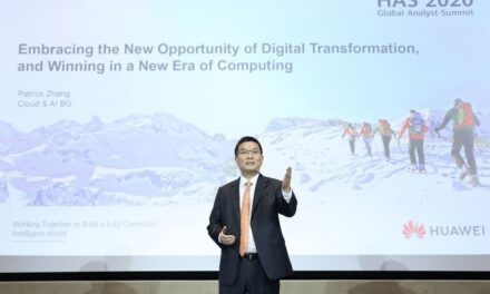 Huawei avanza en su estrategia de Computing y el desarrollo de iniciativas del ecosistema industrial