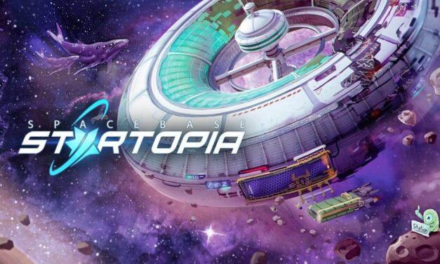 Confirmada la fecha de lanzamiento de Spacebase Startopia