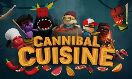 Cannibal Cuisine ya está disponible en Nintendo Switch y Steam