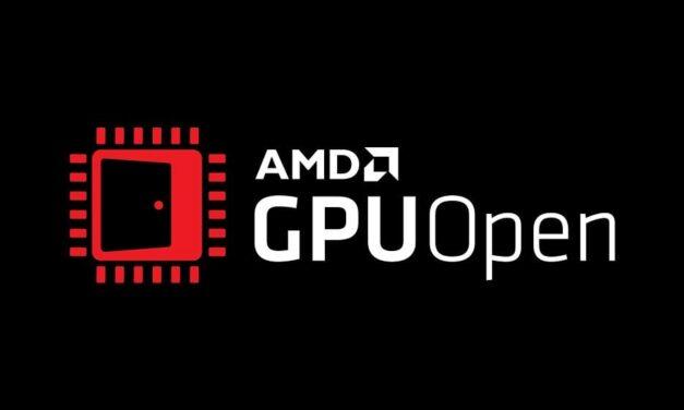 AMD relanza el GPUOpen con la expansión de FidelityFX y nuevas herramientas, tecnologías y demos