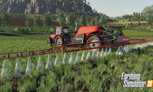 Nuevos contenidos descargables para Farming Simulator 19