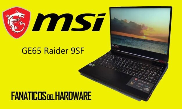 Review MSI GE65 Raider 9SF