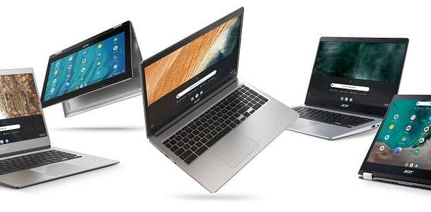 Ya están disponibles los últimos Chromebooks de Acer, una nueva serie de dispositivos para productividad, entretenimiento y diversión en familia
