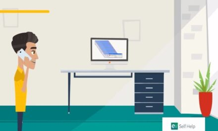 Las soluciones de autoservicio inteligente ofrecen soporte continuo a los equipos remotos