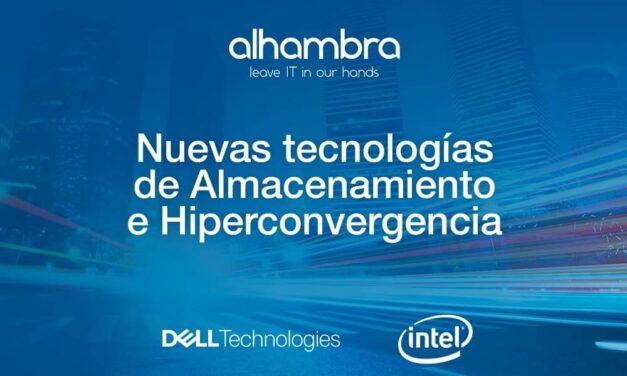 La eficiencia corporativa, imposible sin un almacenamiento de última generación, según Alhambra IT y Dell Technologies