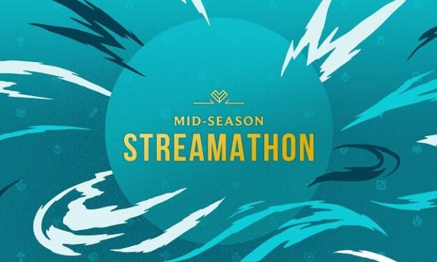 El equipo de esports global de League of Legends presenta el Mid-Season Streamathon