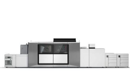 Primeros pedidos y primera instalación de la impresora varioPRINT serie iX de Canon en EMEA