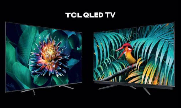 TCL ofrece una espectacular experiencia de visualización en casa para los consumidores