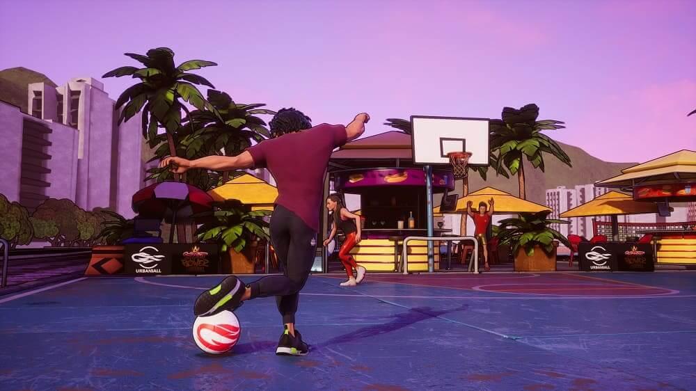 Street Power Football lleva a las consolas la cultura del futbol freestyle