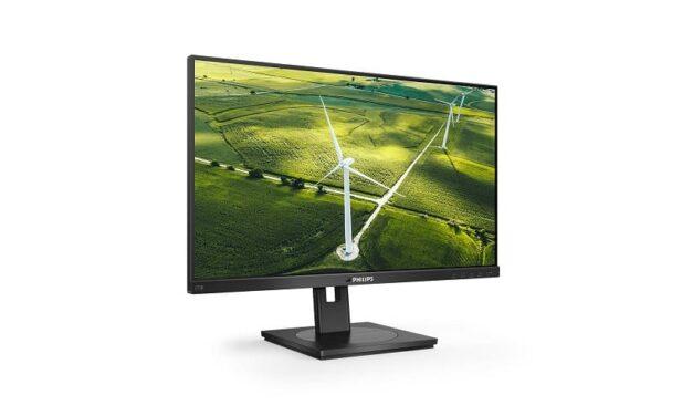 MMD presenta el nuevo Philips 272B1G, un monitor sostenible para un estilo de vida más ecológico y una jornada de trabajo más eficiente