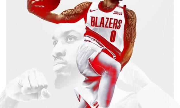 Dame lo es todo: Damian Lillard será el atleta de portada de NBA 2K21 para la actual generación de consolas