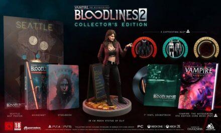 Desvelada la edición coleccionista limitada de Vampire: The Masquerade – Bloodlines 2