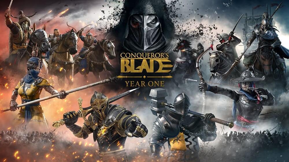 Conqueror's Blade celebra su primer Aniversario con el evento especial Year One
