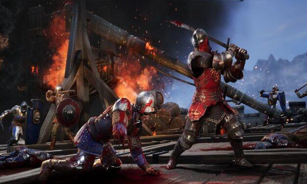 Contempla el tráiler de lanzamiento de Chivalry 2 y descarga con antelación el juego antes de su estreno el 8 de junio en PC, PlayStation 4, PlayStation 5, Xbox One y Xbox Series X|S