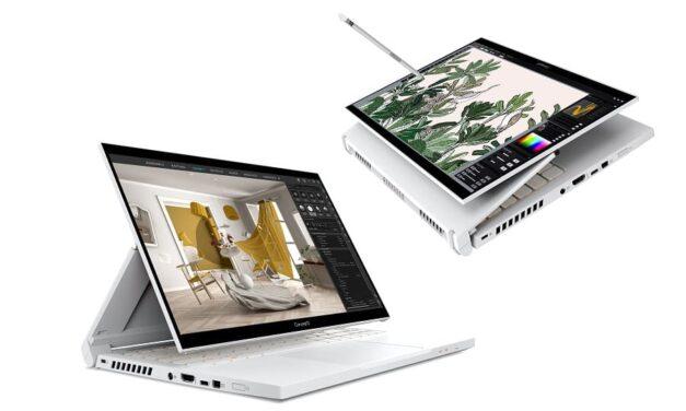 Acer amplía la línea ConceptD para creadores con nuevos portátiles, ordenadores de sobremesa y monitores