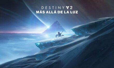 Bungie lanza un documental sobre cómo se hizo Destiny 2: Más allá de la Luz y su tráiler de lanzamiento