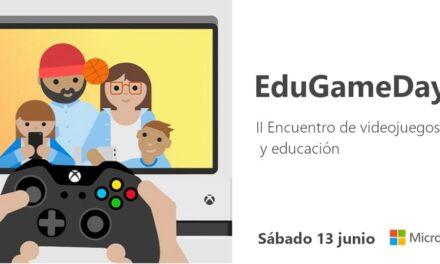 Videojuegos, educación y solidaridad en la segunda edición del Microsoft #EduGameDay