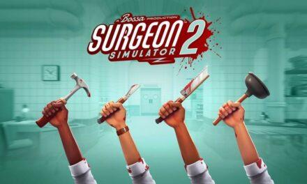 """Doc Brown de """"Regreso al futuro"""" sorprende al lanzar Surgeon Simulator 2 durante Gamescom"""