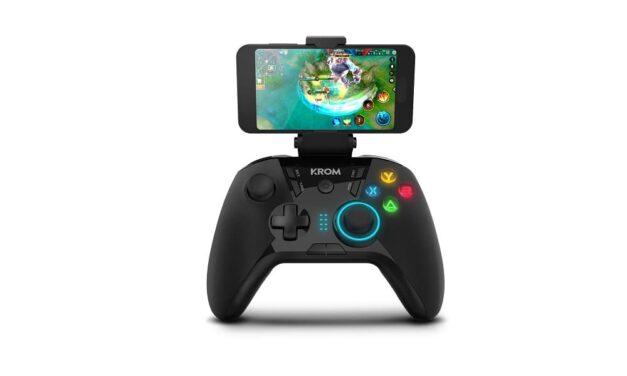 Krom presenta Kloud, un mando inalámbrico para PC y móvil