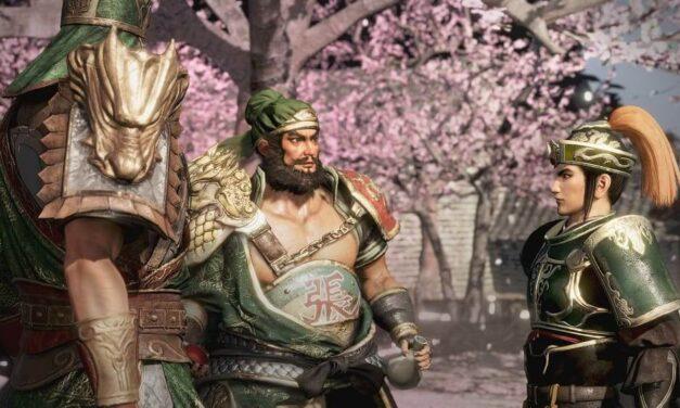 Dynasty Warriors 9 llega a PlayStation Hits