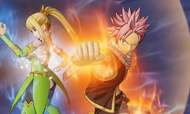 FAIRY TAIL ya disponible para PS4, Switch y PC