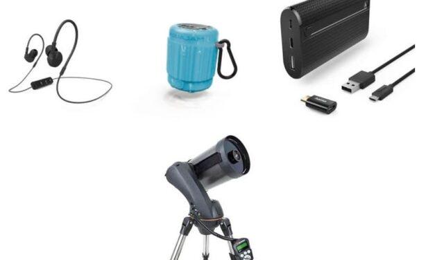 Cuatro dispositivos de Hama para unas vacaciones al aire libre