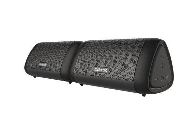 Motorola presenta los altavoces gemelos Sonic Sub 630 Bass Twin