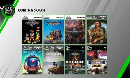 Próximamente en Xbox Game Pass: No Man's Sky, Bard's Tale Remastered and Resnarkled, Kingdom Hearts HD 1.5 + 2.5 ReMix y más