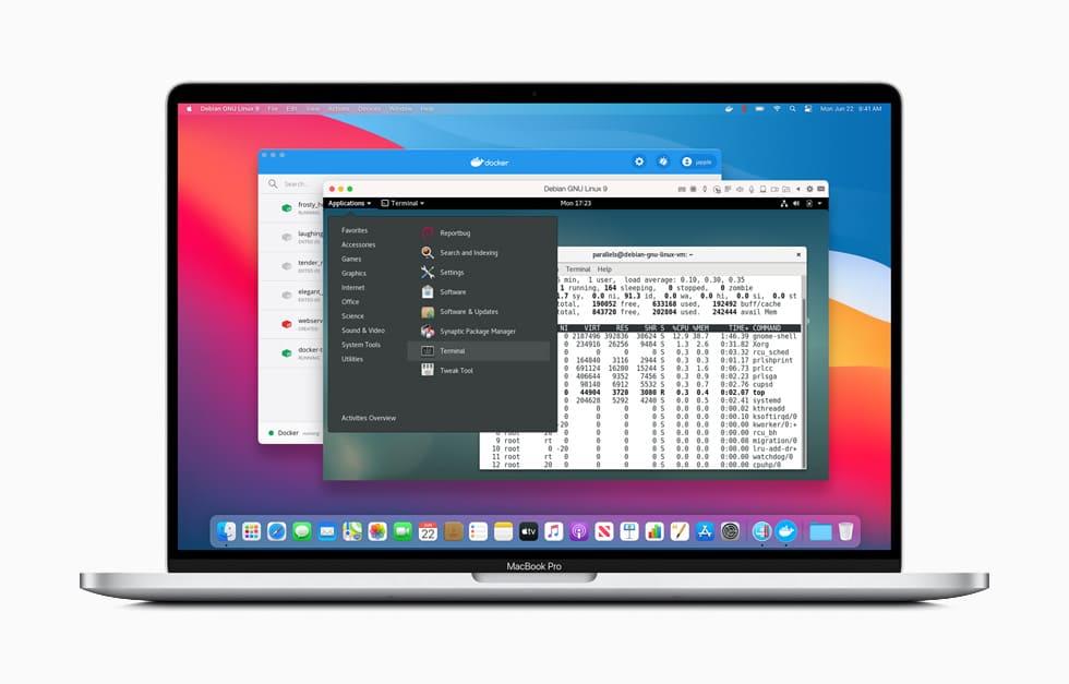 Apple anuncia la transición a sus propios procesadores para el Mac