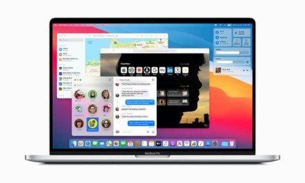 Apple presenta macOS Big Sur y su elegante nuevo diseño